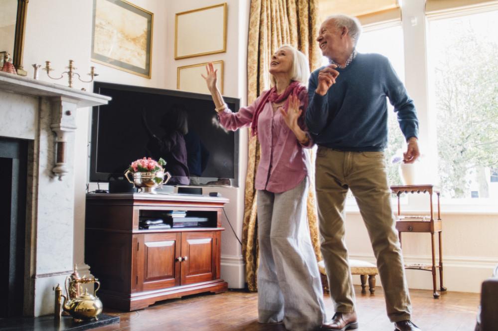 A Guide to Senior Living - Health Care of South Florida