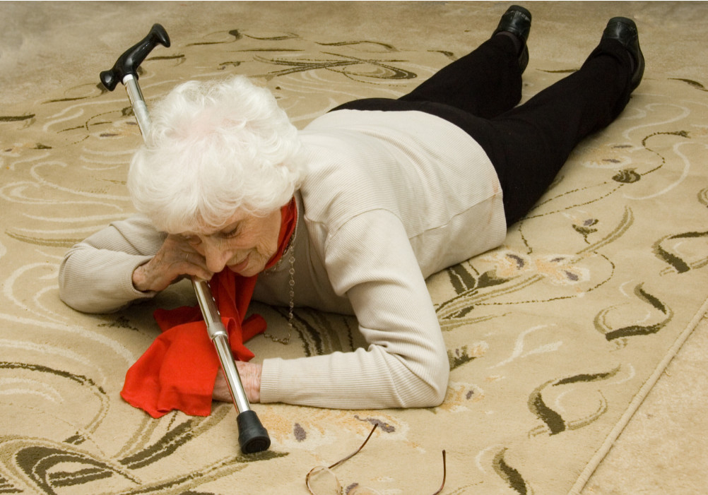 Senior Fall Prevention - Health Care of South Florida