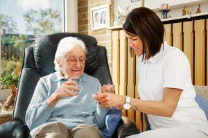 Home Care Aide Parkland