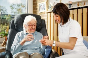 Indoors Support Home Care Aide - HCSF