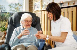 Non-Medical Elderly Home Care Aide - HCSF