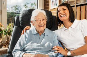 Outdoors Support Home Care Aide - HCSF